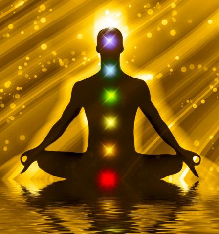 7 chakras in meditation
